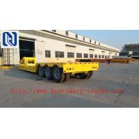 China SHMC 15m Vehicle Car Carrier Truck Car Transporter Trailer 28T on sale