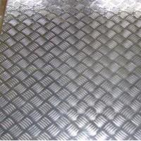 Buy cheap Skid Proof Aluminium Checker Plate 1 Mm-6 Mm Thickness 600-2000mm Width from wholesalers