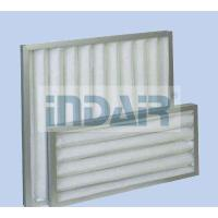 Buy cheap Dust Collector HVAC Air Filters , Low Resistance Indoor Air Filter Environmentally product
