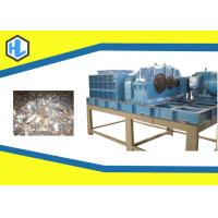 Buy cheap 25m³/H - 30m³/H Consumption Hospital Waste Shredder 15 Mm Discharge Size from wholesalers