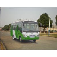 Buy cheap 27 / 25 / 20 Seater Minibus 6.6m FOR TRIP 100 km / H  ECU Drums Type Brake from wholesalers