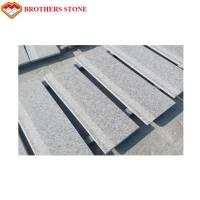 Buy cheap Polished G603 Granite Paving Stone , G603 Natural Surface Paver For Countertop from wholesalers