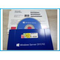 Buy cheap OEM PACK Windows Server 2012 Retail Box 5 CALS English / Germany Language from wholesalers