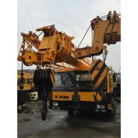 Buy cheap Truck Crane 25 Ton QY25K XCMG Brand Used Crane With Telescopic Boom Top Quality from wholesalers