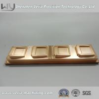 Buy cheap Copper Precision Turning Machining Parts / CNC Precision Brass Part for Bike Compoents from wholesalers