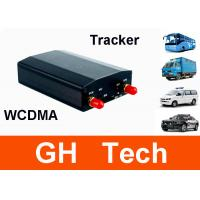 Buy cheap 3G WCDMA Car GPS Tracker System GPRS Anti Theft Automotive Tracking Device from wholesalers