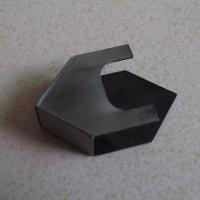 Buy cheap Steel stamping corner clasp clip, precison spring clip clamp from wholesalers