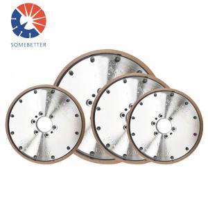 Buy cheap high quality 1A1 diamond wheel resin bond to polish carbide tools product