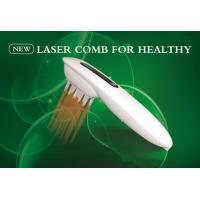Buy cheap Beauty Salon Equipment  Laser Comb LLLT 15 Diode Lasers For Hair Care Hair Loss from wholesalers