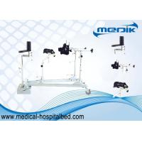 Buy cheap Epoxy Coated Steel Orthopedics Surgical Operating Table Traction Rack Device Multiple Use from wholesalers