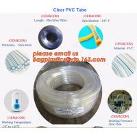Buy cheap PVC Transparent Hose Clear Suction no-kinking PVC tubing Soft Clear PVC Tube from wholesalers