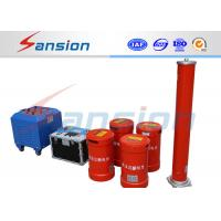 Buy cheap Cost Effective AC Resonant Test Set Transformer Use Protection System In Substation from wholesalers