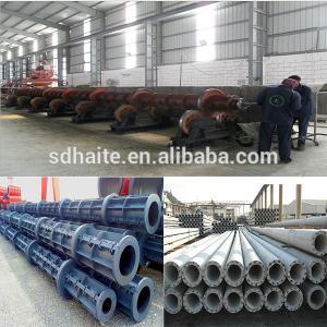 China Concrete Pole Mould on sale