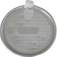 Buy cheap 211 # Food Grade full open Aluminium Foil sealing Lids 65 mm Diameter from wholesalers