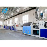 Buy cheap Durable PET Strap Production Line Siemens Motor Low Energy Consumption from wholesalers
