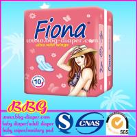 Buy cheap Sanitary Napkin Manufacturer 280mm with Cotton Cover from wholesalers