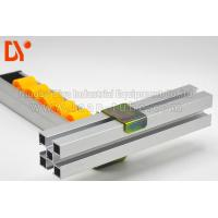 Buy cheap Work Table Heavy Duty Roller Track , Sliding Roller Track With PU Roller from wholesalers