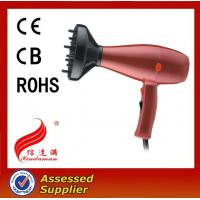 Buy cheap New Professional Hair Dryer WIth Diffuser/Salon Hair Dryer Machine 1800W from wholesalers