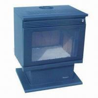 Buy cheap Wood Burning Fireplace with Glass Screen and Heating Area of 80 to 120m from wholesalers