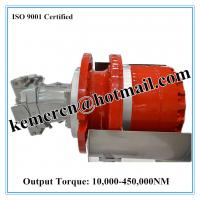 Buy cheap high quality winch drive gearbox with torque 1000-450000Nm (replace for Rexroth GFT-W series planetary gearbox) from wholesalers
