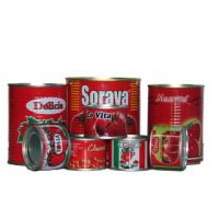 Buy cheap Canned Raw Material Tomato Paste Tomato Paste 70G - 235KG B117 from wholesalers
