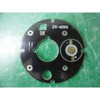Buy cheap Single Layer / Double Layer Round Led Lights Circuit Custom LED PCB from wholesalers