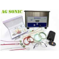 Buy cheap 35W 42KHz Mini Gem Ultrasonic Jewelry Cleaner For Bracelets And Watches from wholesalers