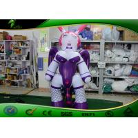 Buy cheap Double PVC Layers Inflatable Model Sex Girl Suit Fire - Resistance For Advertising from wholesalers