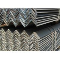 Buy cheap 12 Meter Length Hot Rolled Angle Steel 20 - 200mm * 3.0 - 12.5mm Size from wholesalers