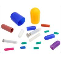 Buy cheap CustomizE Different Colors Different Hardness Medical Silicone Tube Plug from wholesalers