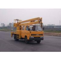 Buy cheap XCMG articulating boom crane / basket crane truck 2T Lifting Capacity from wholesalers