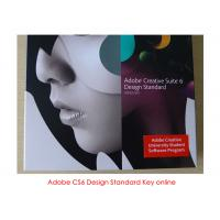 Buy cheap Adobe Design Standard CS6 for mac , CS6 License Key from wholesalers