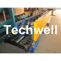 Buy cheap Square / Rectangle Downpipe Roll Forming Machine for Rainwater Downpipe from wholesalers