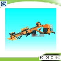 Buy cheap Hot Sale Implementing Hydraulic Transmission Cable Percussion Drilling Rig from wholesalers
