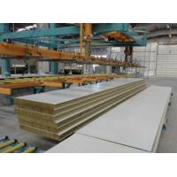 Buy cheap Mineral Wool Sandwich Panel Machine For Exterior Wall 24 M Double Belt Continuous from wholesalers