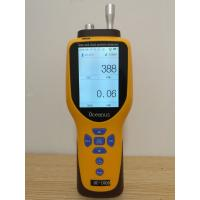 Buy cheap Portable multi pump-suction gas detector and particle counter product