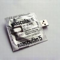 Buy cheap New OEM Condom USB Flash Drive from wholesalers