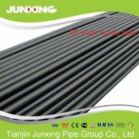 China raw material high density polyethylene pipes for water supply 90mm on sale