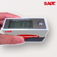 Buy cheap ASTM D523 Standard Gloss Tester Portable With 10 x 20mm Measurement Spot from wholesalers