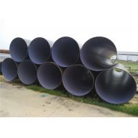 Buy cheap Ssaw Spiral Welded Steel Pipe For Construction  270mm Gr.B X42 X46 X52 X56 X60 X65 X70 product