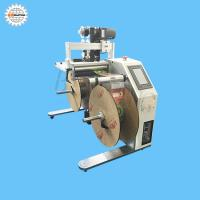 Buy cheap Label  rewinding machine plus coder from wholesalers