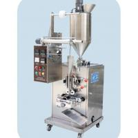 Buy cheap Sachet / Plastic Bag Filling Machine Automatic Bag Packing Machine For Food / Medical from wholesalers