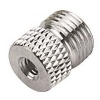 Buy cheap Chrome Plated Airbrush Spare Parts , Airbrush Connectors And Fittings A8-1 product