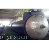 Buy cheap Saturated Steam AAC Chemical Autoclave / AAC Block Machine , High Temperature from wholesalers