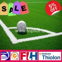 Buy cheap Colors football turf artificial grass from wholesalers