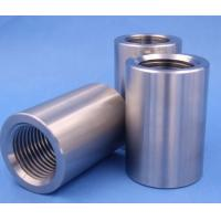Buy cheap S45C Steel Threaded Rebar Nuts Construction Building Material 16 - 40mm from wholesalers