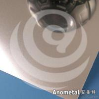 Buy cheap Anodized Aluminum Of Semi Specular Surface from wholesalers