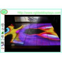 Buy cheap Interactive Sensitive Charming Acrylic Led Disco Dance Floor Panel Rgb Change Color from wholesalers