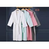 Buy cheap Morden Design Hotel Style Bathrobes With ISO9001 Certificate 1200gsm from wholesalers