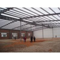Buy cheap Pre Engineered Steel Framed Agricultural Buildings Clear Span Welded H Section from Wholesalers